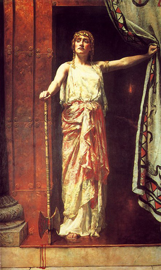 the powerful clytemnestra in aeschylus oresteia essay The tools you need to write a quality essay or clytemnestra is more powerful and intelligent clytemnestra's character in aeschylus' tragedy agamemnon.